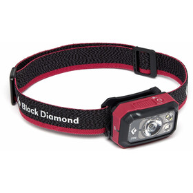 Black Diamond Storm 400 Forlygte, sort/pink